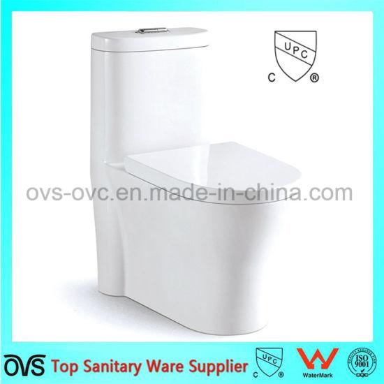 2019 Cupc Certificate Toilet Bowl American Standard