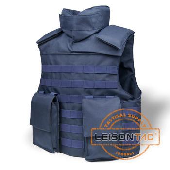 Bulletproof Vest with 1000d Waterproof and Flame Retardant Cordura