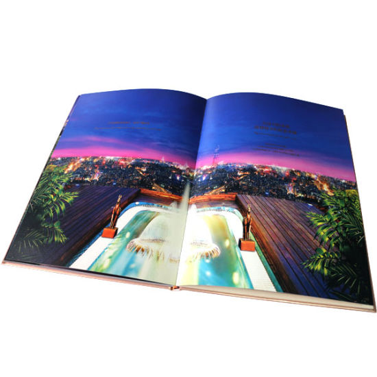 Printing Service, Promotion Catalog, Booklet, Brochure, Book, Flyer Printing pictures & photos