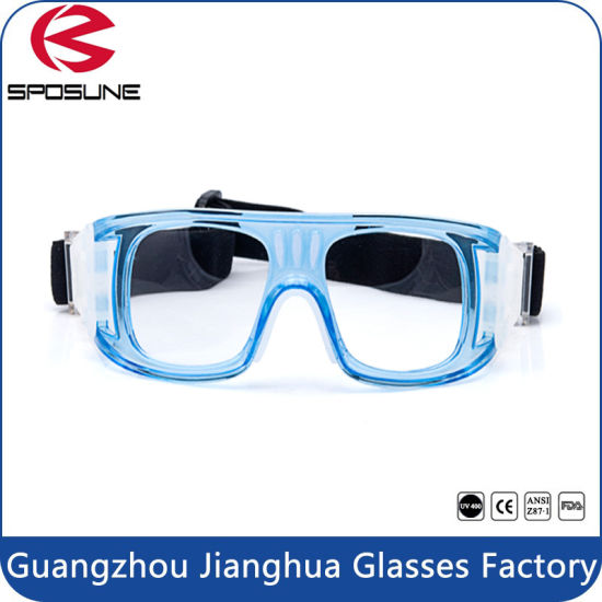 168e7c7a40c New Design Anti Collision Sports Goggles for Basketball   Football Sports