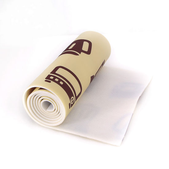 Roll Up Camping Mat EVA Foam Sleeping Mattress Thermal Insulated Foil Backing