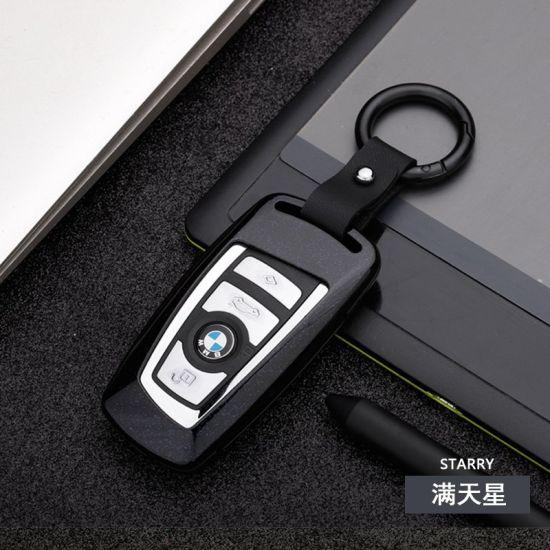 Zinc Alloy Metal Smart Car Flip Key