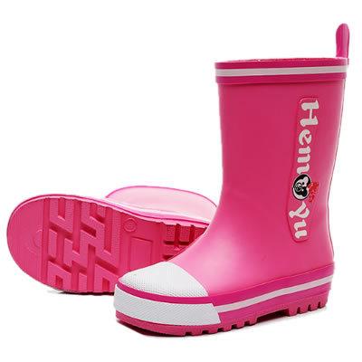 High Quality Kid`S Riubber Rain Boots