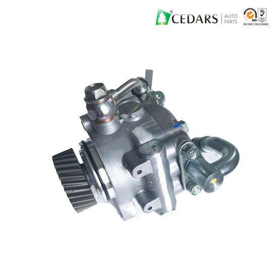 China 4jj1 Engine Parts Steering Pump for Isuzu Dmax - China