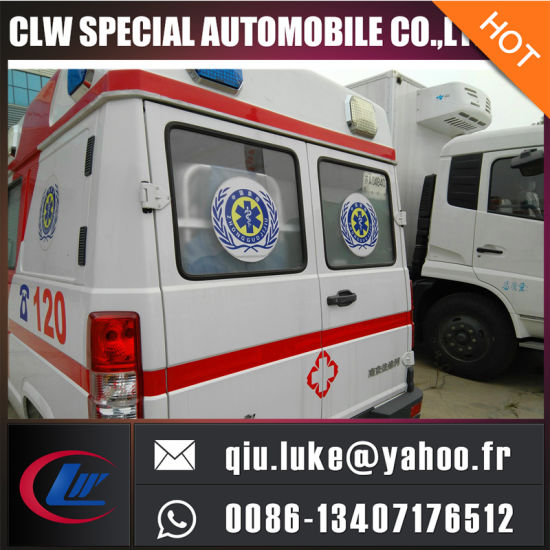 Low Price Toyota Ambulance for Sale pictures & photos
