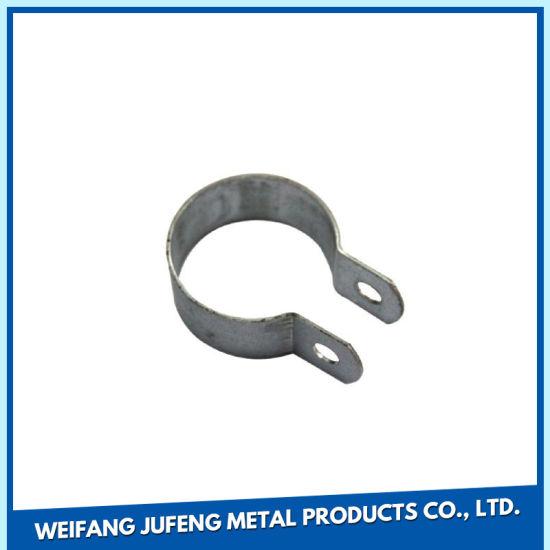 Galvanized Sheet Metal Mount Shelf Pipe Clamps