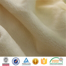 Super Soft Velboa Polyester Robe Fabric pictures & photos