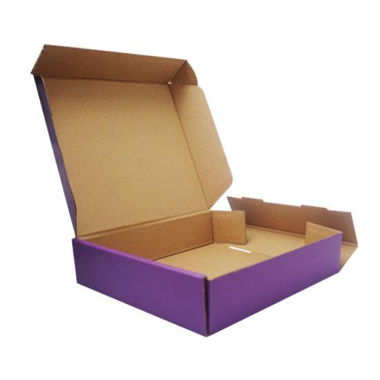 China Custom Printed New Design Carton Box, Wholesale