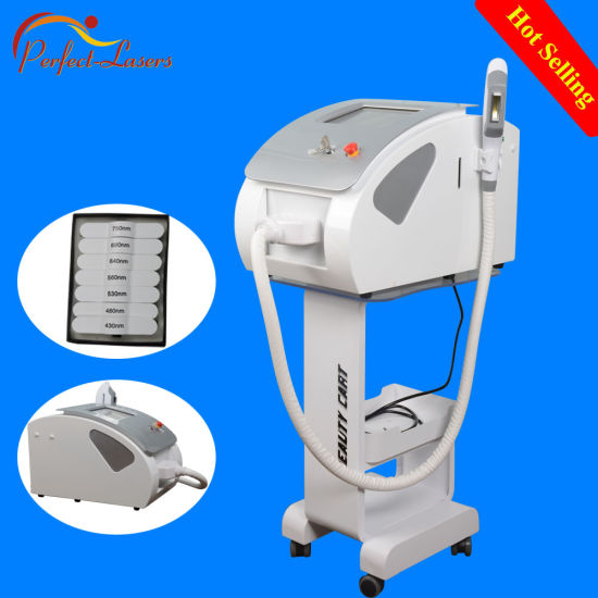 China Professional Laser Hair Removal Machine For Sale Opt Shr