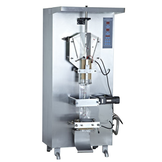 304stainless Steel Automatic Water Bag Filling Machine for Wholesales