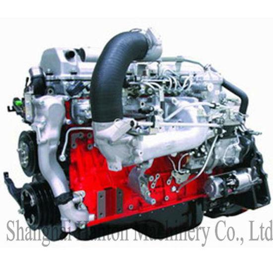 Hino J08E Bus Coach Truck Auto Diesel Engine