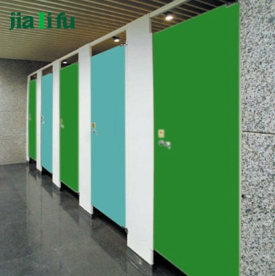 China Jialifu HPL Bathroom Stall Partition Suppliers China Cubicle Gorgeous Bathroom Stall Partitions Set