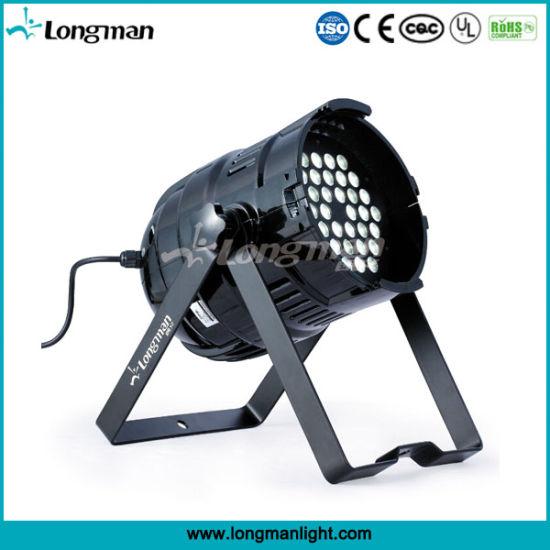 Wholesale Aluminum DMX512 CREE White 180W LED PAR 64 Lamp