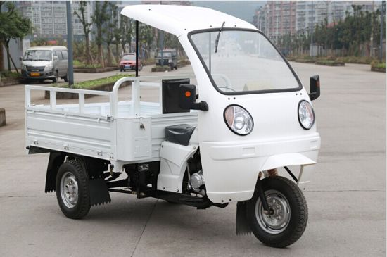 2016 ABS Cabin of Three Wheeled Cargo Tricycle pictures & photos