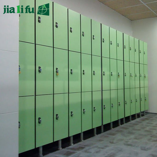 Jialifu 3 Tiers Design Staff Storage Lockers pictures & photos
