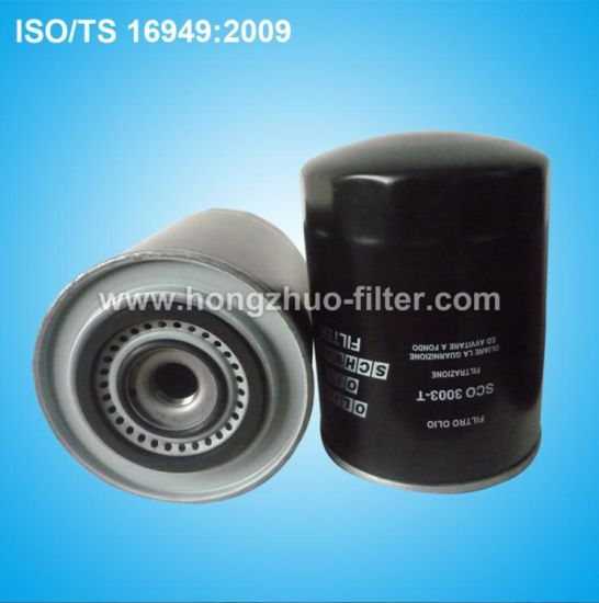 Oil Filter Wp1144 for Car Parts