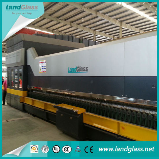Landglass Jetconvection Horizontal Flat Glass Tempering Production Line pictures & photos