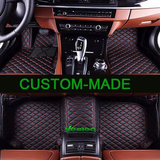 China Car Floor Mat Car Carpet Foot Mat Custom Made For Cadillac