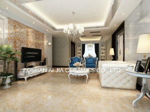 Super Glossy Copy Marble Glazed Tiles with 800*800 mm (8D80072)