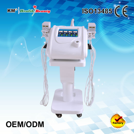 Beauty Salon Laser Fat Removal Equipment with Cavitation RF Slimming pictures & photos