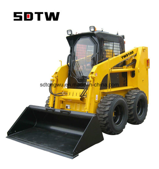 China Best Low Price Skid Steer Loader Ce Approved