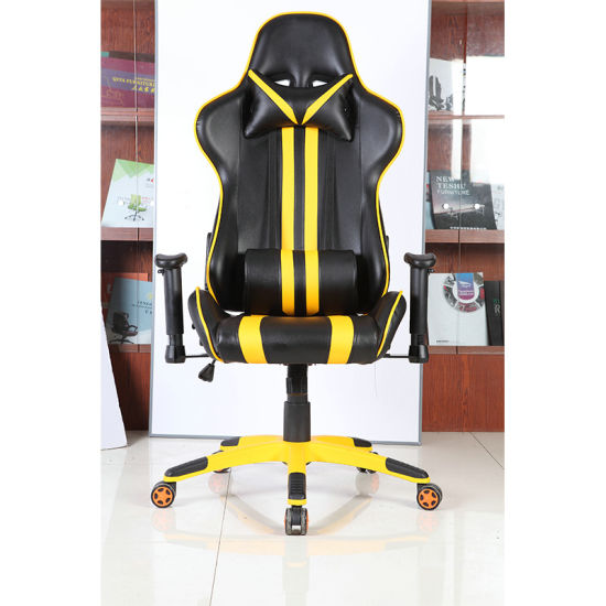 Modern Swivel PU Leather Computer Gaming Racing Office Chair (FS-RC002) pictures & photos