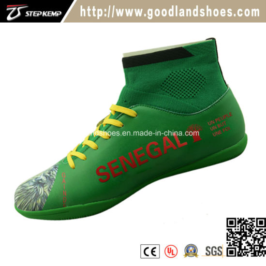 Wholesale Custom New Design Durable Comfortable Men Soccer Shoes Exf-7119