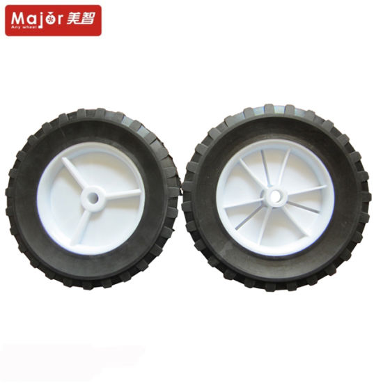 Good Quality 8X1.75 Semi-Pneumatic Children Barrow Wheel pictures & photos