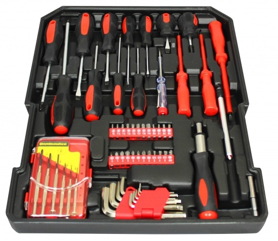 188PCS Hot Selling Swiss Kraft Tool Kit (FY188A-G-1) pictures & photos