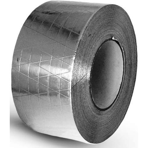 China Reinforced Silver Aluminium Foil Tape China