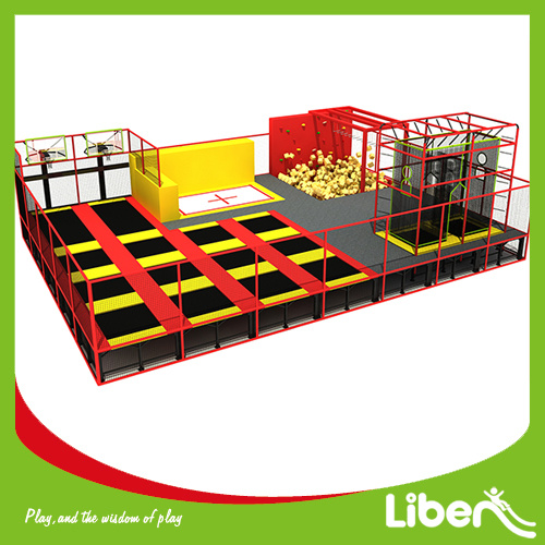 with Various Games Included Trampoline Play Center pictures & photos