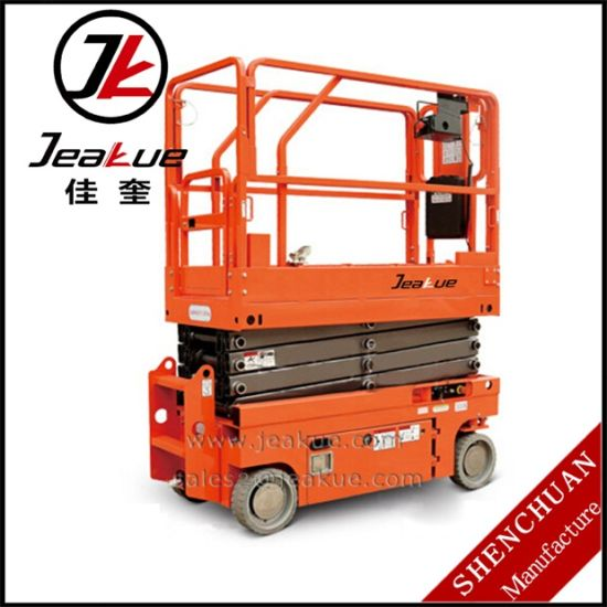 Factory Price for Self-Propelled Scissor Lift Aerial Work Platform pictures & photos