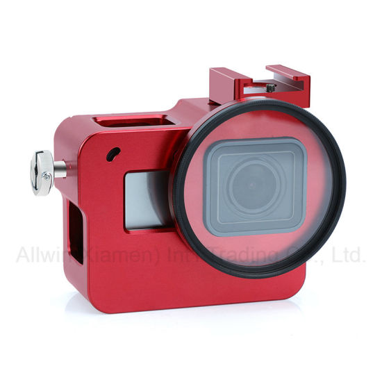 Gopro Hero6 Hero5 Aluminum Protection Case pictures & photos