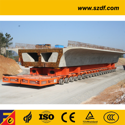 Rubber Tire Mobile Hydraulic Carriers pictures & photos