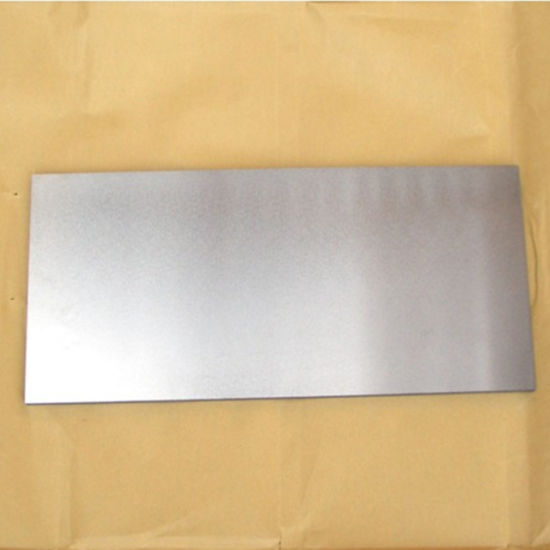 Molybdenum Plate/Sheet Manufacture in China pictures & photos