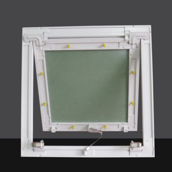 600X600mm Aluminum Ceiling Access Panel with gypsum board AP7710
