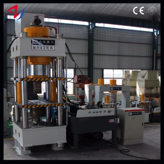 Powder Molding Hydraulic Press Machine