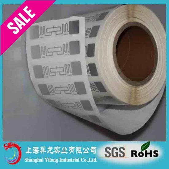 Custom Plastic Printable UHF RFID Tag