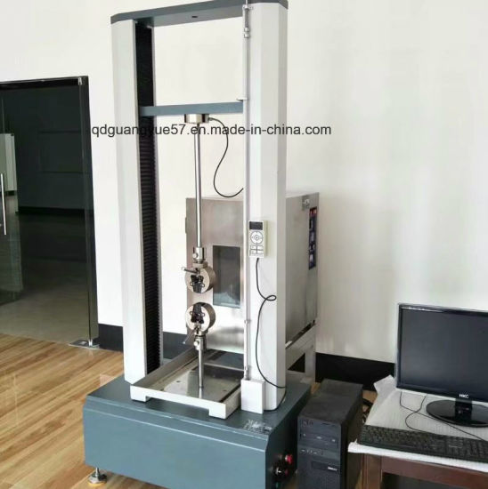 Electronic Automatic Ultimate Tensile Strength Testing Machine Price Tensile Tester pictures & photos