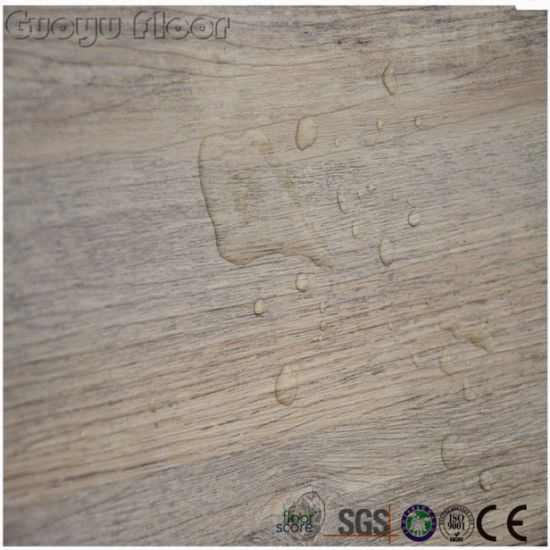 China Vinyl Self Adhesive Floor Tile Wood Vinly Flooring China - Stickable floor tiles