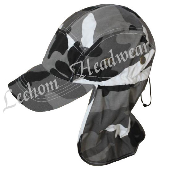 Forestry Helmet Camouflage Cap for Work