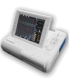 (MS-800A) LCD Display Fetal Detector Monitor Fetal Doppler Monitor