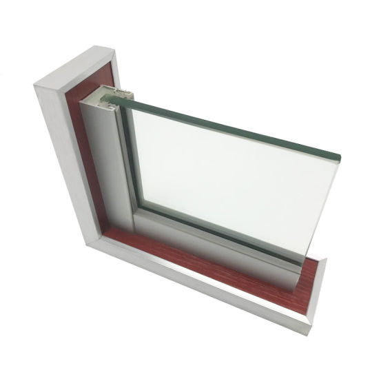 China Easy Installation Glass Office Partition, Glass Wall