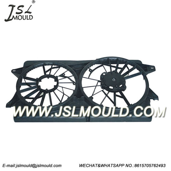 Automobile Radiator Fan Frame Plastic Mould pictures & photos