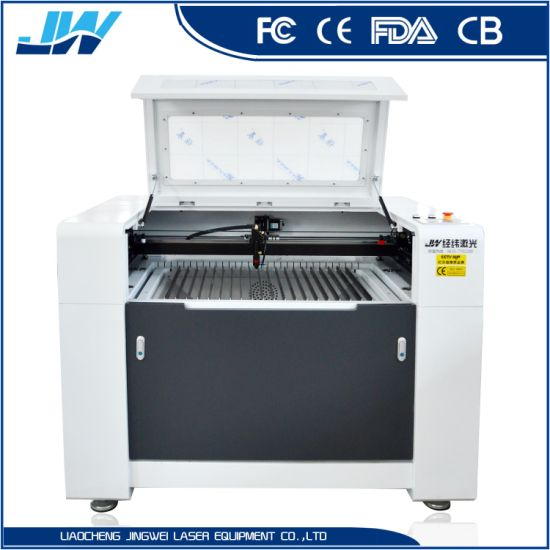 Ce Certificate 6090 CO2 Laser Cutting and Engraving Machine for Acrylic/Wood/Leather