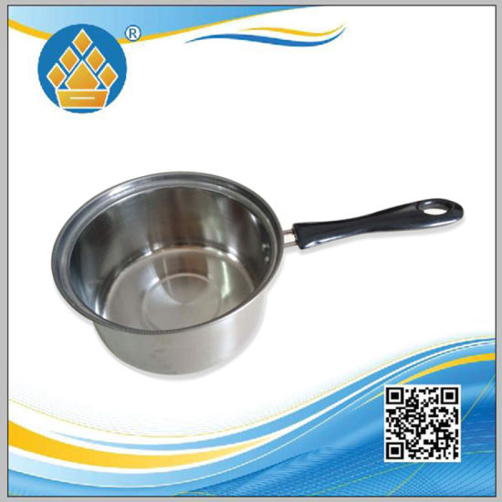 Top Grade Kitchen Utensil Stainless Steel Cookware Pot