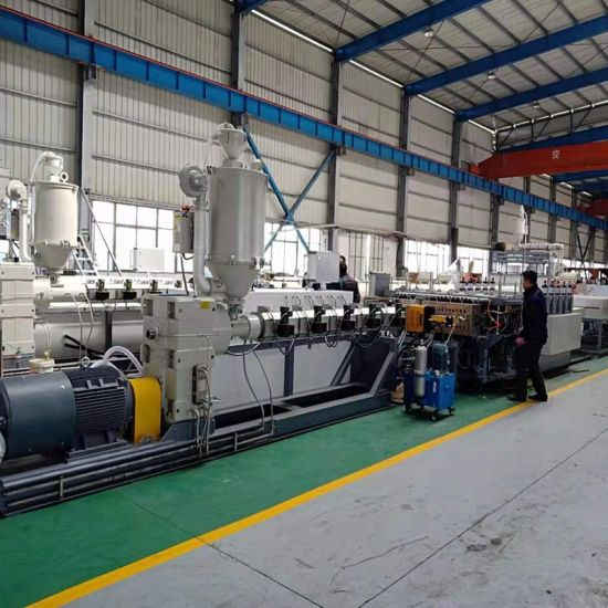 Plastic PC PP Hollow Sheet UV-Protection Sun Extrusion Making Machine