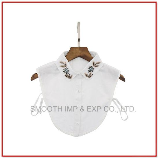 China Half Fake Collar Wholesale Fashion Beautiful Beaded