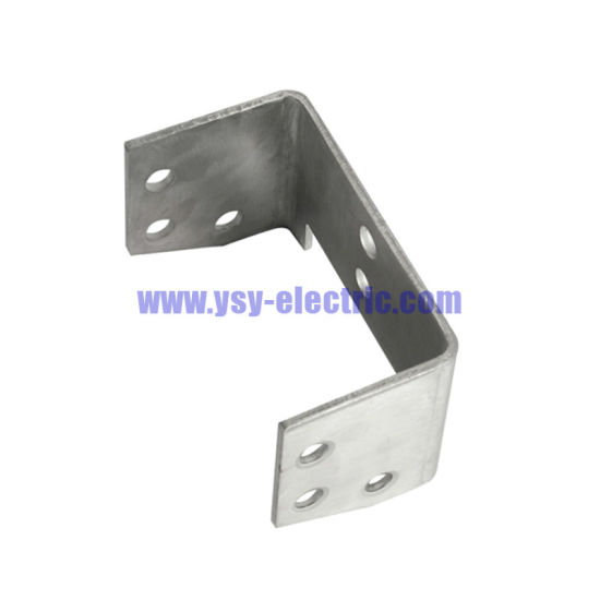 Metal Stamping Punching Precision Custom Machining Aluminium Stamping Fabrication pictures & photos