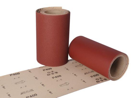 E-Wt Craft Paper Aluminum Oxide Sandpaper a-E